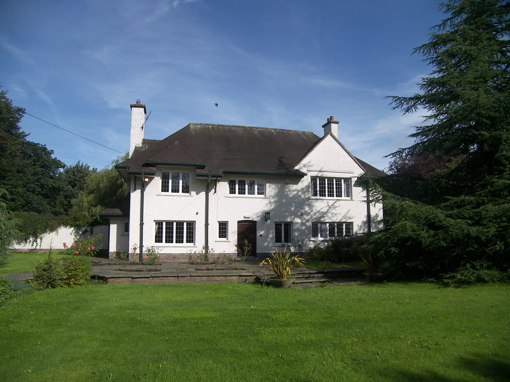 The Garden House, Great Eccleston